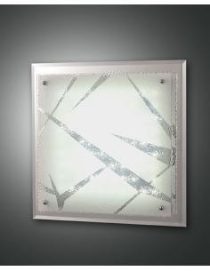 GALAXY PLAFONIERA 35x35 LED NATURALE