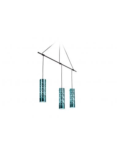 DIMPLE SUSPENSION TRIO EMERALD
