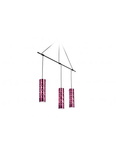 DIMPLE SUSPENSION TRIO ROSE