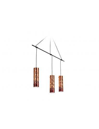 DIMPLE SUSPENSION TRIO ORANGE