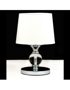 Table lamp CRYSTALBALL white d.15
