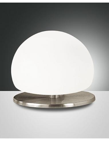 Morgan Chrome Table Lamp