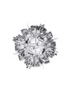 VELI CEILING/WALL LAMP SILVER