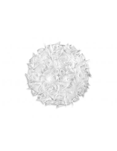 VELI LARGE CEILING/WALL OPAL (WHITE)