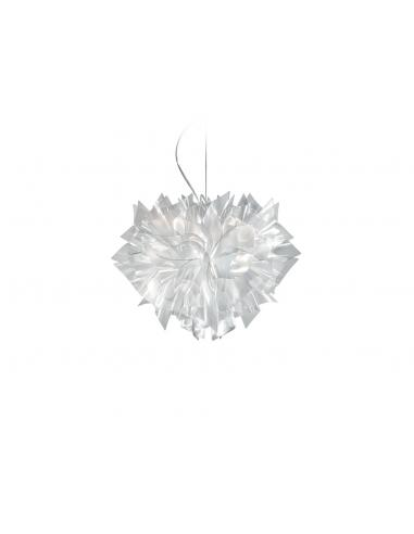 VELI SUSPENSION LAMP PRISMA (TRANSPARENT)