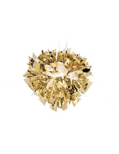 VELI SUSPENSION LAMP GOLD