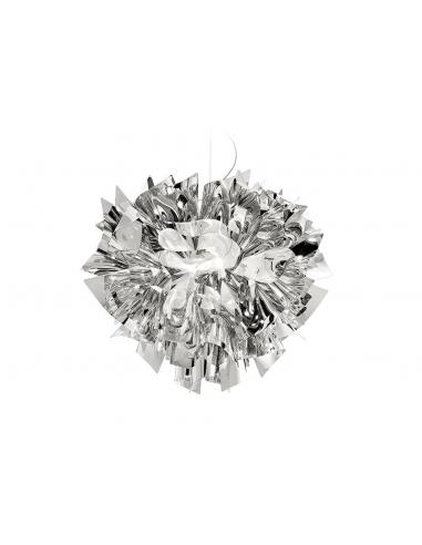 VELI SUSPENSION LAMP SILVER