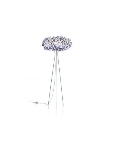 HAZEL FLOOR LAMP PURPLE