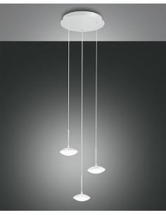 HALE CEILING light Aluminium