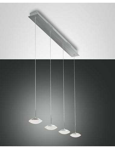HALE PLAFONIERA Alluminio