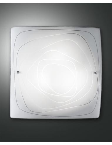 LYNN LAMP CEILING WHITE 50x50