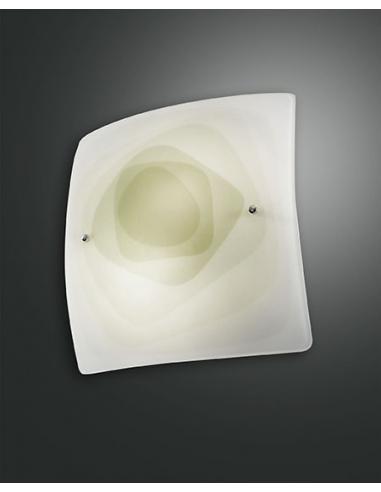 LYNN LAMPADA SOFFITTO GREEN 40x40