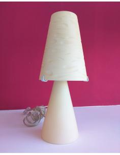 FIESTA AMBER TABLE LAMP