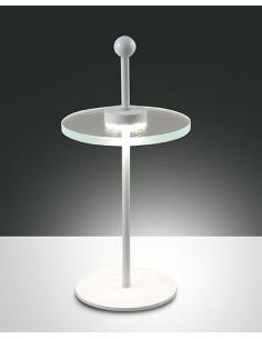 SATURN TABLE White