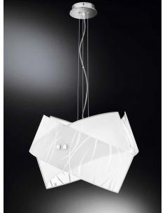 AGNES Suspension Medium WHITE