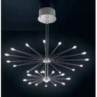 Aureliano Toso 0509323013506 Elettra Chandelier 24 Lights Bulbs