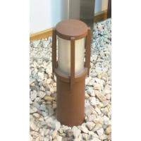 Perenz 5638 And Stake Aluminum Small Glass And Rust-D14