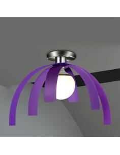 SUSPENSION RAINBOW LILAC