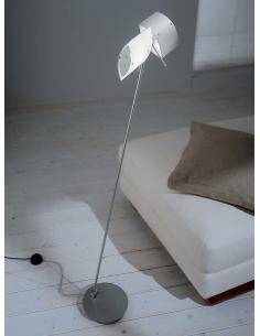 ORBIT 2 FLOOR LAMP GREY 2XG9