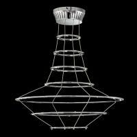 Metal Spot 62002 Muse Lampqada a Sospensione Metallo Cromo