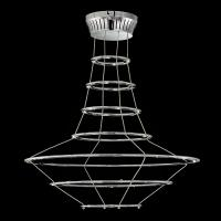 Metal Spot 62002 Muse Lampqada Suspension of Metal Chrome