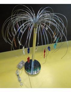 ARCADE LAMP TABLE. MULTIC