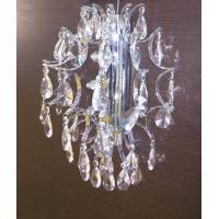 Affralux 2272 Lampada Da Parete Applique con Cristalli 3xG9