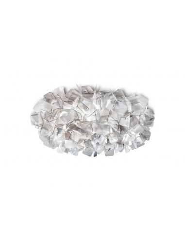 CLIZIA LARGE CEILING-WALL LAMP FUME'