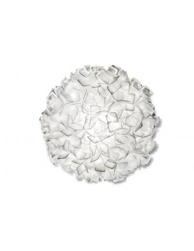 CLIZIA LARGE CEILING-WALL LAMP WHITE