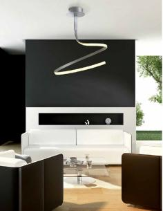 The NUR ceiling lamp 2400lm