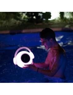 WAZOWSKY Speaker LED rgb IP44
