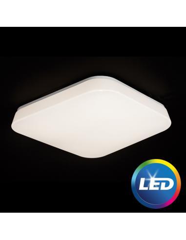 QUATRO Plafoniera/Applique Grande LED 5500°K