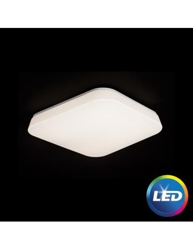 QUATRO Plafoniera/Applique Media LED 3000°K