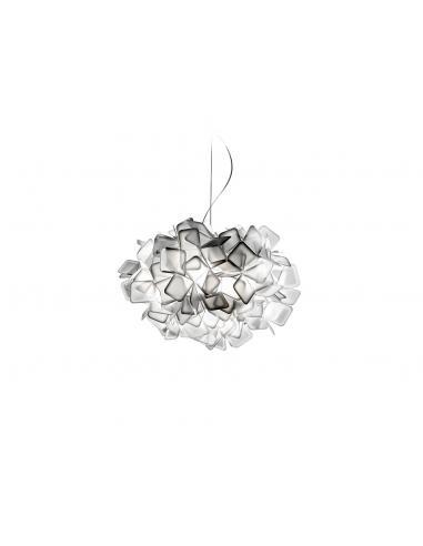CLIZIA SUSPENSION LAMP WHITE