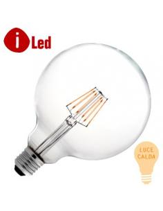 LED BULB E27 7.5 W 2700K - GLASS