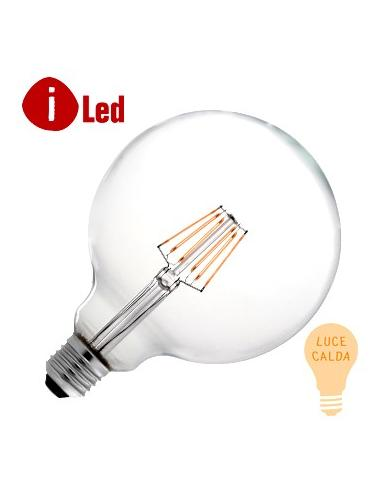 LED BULB E27 7,5W 2700K - GLASS