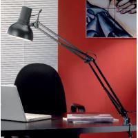 Pan PFA894 Ye Ye Table Lamp of Grey Lacquered Metal