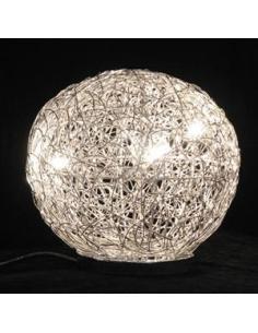 LAMPADA TAVOLO D.25 3 X G4 20W