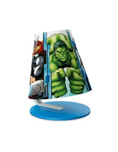 LED table lamp Avengers