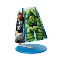 Philips 717643516 Led Table Lamp Built-Avengers