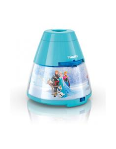 FROZEN 2IN1 PROJECTOR AND LIGHT BY NIGHT