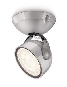 Dyna - Spot singolo LED 3W grigio
