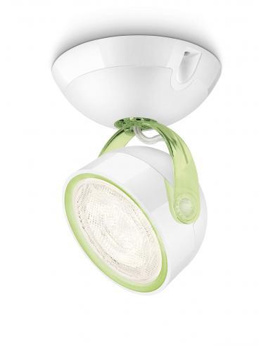 Dyna - Spot singolo LED 3W verde