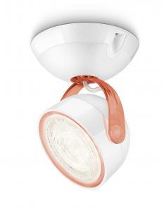 Dyna - Spot singolo LED 3W rosso