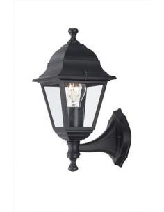 Lima - AP lantern up black 1xE27 60W (Bulb excl.)