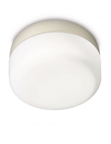 Midway - Lampada da soffitto crema D20