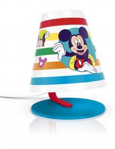 Lampada da tavolo LED Mickey Mouse