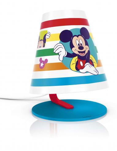 LED table lamp Mickey Mouse
