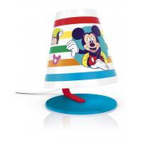 Philips 717643016 Table Lamp with Integrated Led Mickey Mouse