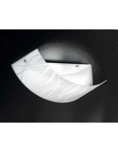 AGNES dome light small white